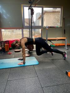 упражнения в партере Киев