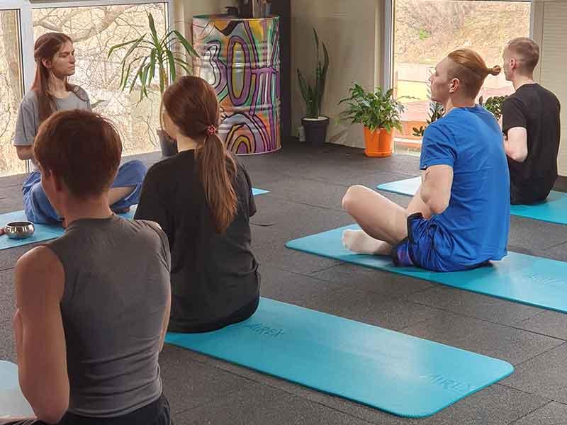 хатха йога