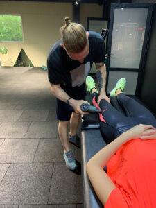 Спортивный массаж на Позняках